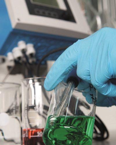 Промышленный анализ жидкостей